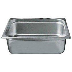 Winco SPF6, 6-Inch Deep Full Size Steam Table Pan, NSF (20.88''L x 12.88''W x 6.13''H)