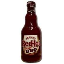 RedHot Kickin Sweet Heat Barbecue Wing Sauce, 12 Ounce -- 12 per (Barbecue Sauce Case)