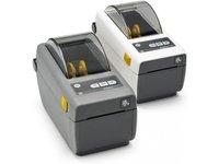 Zebra ZD410, 203dpi, USB, BT( iOS) WiFi, Dark grey, MS, RTC,, ZD41022-D0EW02EZ (WiFi, Dark grey, MS, RTC, EPLII, ZPLII, incl.: cable (USB), PSU, power cable (EU, UK), Treiber CD, (Rtc Power Supply)