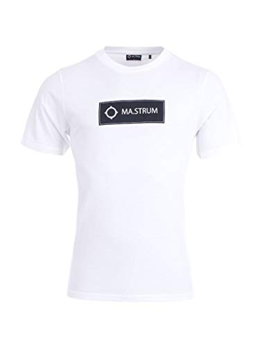 MA.STRUM - Mens Mastrum Icon Box Logo t-Shirt Color for sale  Delivered anywhere in USA