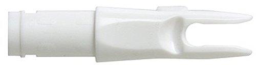 Easton Nocks Super Uni (Easton 12 - Pk Super Nock, WHITE)