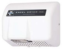 Lexan Automatic Surface Mounted Cap Hand Dryer Voltage: 110 / 120
