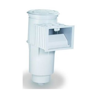 Pentair 84420405 Concrete Flap Weir with No Equalizer Admiral S20 Pool and Spa Skimmer, 1-1/2-Inch Slip - S20 Flap