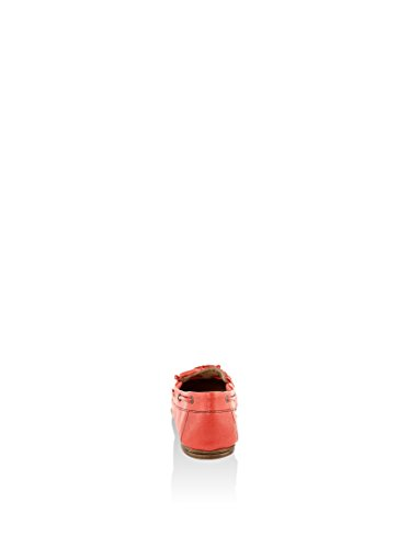 Eye Femme - 1130100_Baila_Red Mocassins Cuir