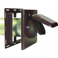 Dryer Vent Hood - P-tec Products Inc NPJB No-Pest Dryer Vent Hood