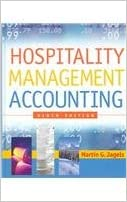Hospitality management accounting martin g jagels 9780470044049 hospitality management accounting 9th edition fandeluxe