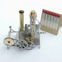Dampfmaschine Bausatz