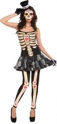 [Women's Costume: Day of the Dead-Female PROD-ID : 1454825] (Day Of The Dead Female Mask)