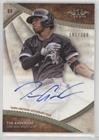 Tim Anderson #191/300 (Baseball Card) 2017 Topps Tier 1 - Break Out Autographs #BOA-TAN