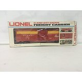 Lionel O and 027 Gauge Freight Carrier