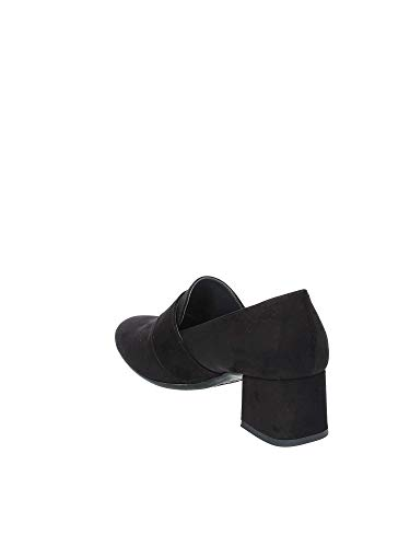 da 102659 Shoes neri Grace Mocassini donna txvp5pOw