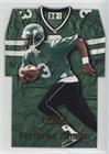 (Keyshawn Johnson (Football Card) 1996 Pinnacle - Die-Cut Jerseys #16)