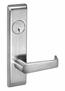 Yale AUCN 8808FL-612 Classroom Function Mortise Lock