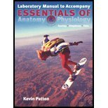 Laboratory Manual to Accompany Essentials of Anatomy and Physiology, Patton, Kevin T., 0072464313