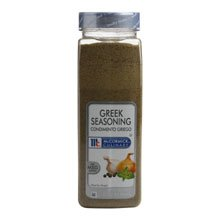 McCormick Greek Seasoning - 23 oz. container, 6 per case by McCormick