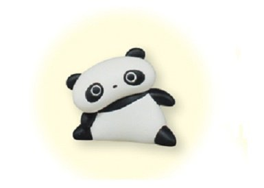 Tare Panda - Tare Panda Mini Pvc Figure~#3