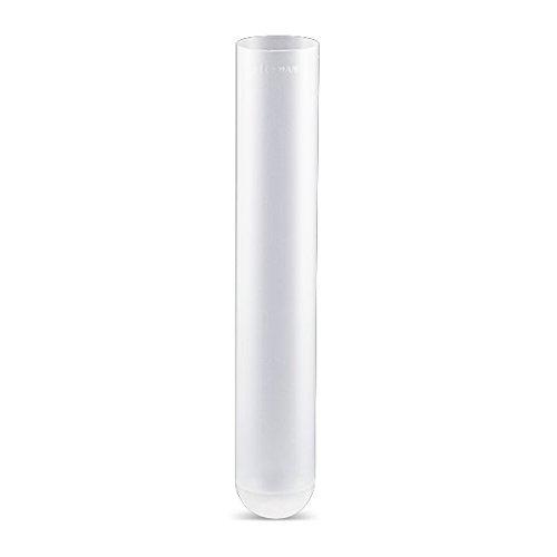 Beckman Coulter 331372 Tube, Thinwall, Polypropylene, 13.2 mL, 14 mm Diameter, 89 mm Length (Pack of 50)