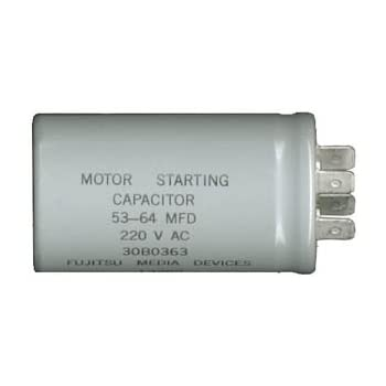 Liftmaster Garage Door Openers 30b363 Capacitor 1 2hp 53