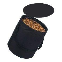 doghealth Negro Bolsa Porta Alimentos 25 kg - seco Almacenamiento de Comida para mascotas para perros y gatos: Amazon.es: Productos para mascotas
