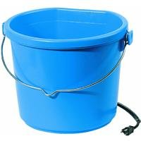 API 5 Gallon 115 Watt Heated Flat Back Bucket 20FB by Allied Precision Industries