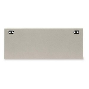 HON WS2462G2 Simplicity II Series 62 by 24-Inch Rectangular Worksurface, Laminate, Gray (Systems Rectangular Worksurface)