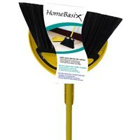 HomebasixProducts Large Angle Broom W/Dustpan, Sold as 1 Each by HomebasixProducts