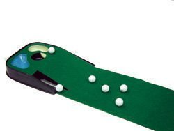 Forgan Golf Hazard Putting Game and Mat