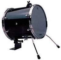 Trick Drums Floor Tom to Bass Drum Conversion Kit - 16 Inches by Trick Drums