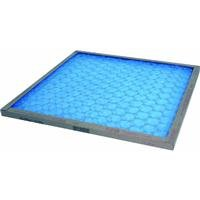 Flanders PrecisionAire 10255.011616 16 by 16 by 1 Flat Panel Heavy Duty Spun Glass Air Filter (Side One Filter Panel)