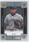 Ichiro Suzuki (Baseball Card) 2007 Upper Deck - Triple Play Performers #TP-IS