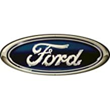 Ford Motor Co. Nostalgic Metal Sign Reproductions (Ford Oval Logo)