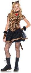 Teen Costume: Wildcat- Medium/Large