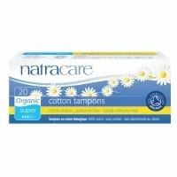 Natracare Tampons Super Organic Natural