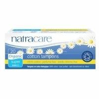 Natracare Tampons Super Organic Natural