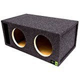 (SQ-15DQVDD Soundqubed-15 Soundqubed Dual Vented, Sounqubed woofer specific enclosure certified)
