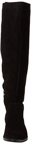 Boots Kove black Women''s Office Suede Black qUxwg7ZnBE