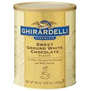 Sweet Ground White Chocolate Flavor Mix - 3 lbs (B000H69AIU) | Amazon price tracker / tracking, Amazon price history charts, Amazon price watches, Amazon price drop alerts