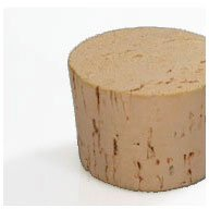 WIDGETCO Size 30 Large Cork Stoppers, Standard