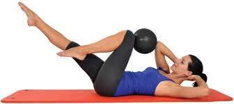 Mvs PalLA 25-27 cm weich Strohhalme Pilates Ginnastica Yoga Gym SOFT OVER BALL Schwarz 2 Stopfen