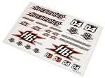 Decal Sheet D4 HBS61529 (japan import)