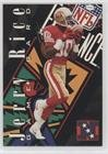 Experience Nfl Bowl Super (Jerry Rice (Football Card) 1995 Classic NFL Experience - Super Bowl Game #NFC6)