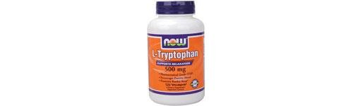 NOW Foods L Tryptophan 500mg VegiCaps