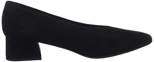 Escarpins Femme Fermé Bout Noir Negro Negro ante 41142 Gadea zqnxT6RT