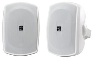 Yamaha Ns-aw390 Main / Stereo Speakers Ns-aw390w Ns-aw390wh White Goog Gift Ship Worldwide Fast Shiiping