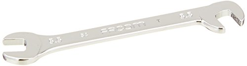 (Stanley Proto Facom FM-34.5.5 Short Satin Angle Open-End Wrench, 5.5mm)