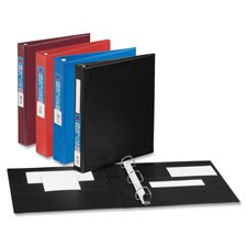 "Avery Heavy-Duty Vinyl EZD Ring Reference Binder, 3"" Capacit"