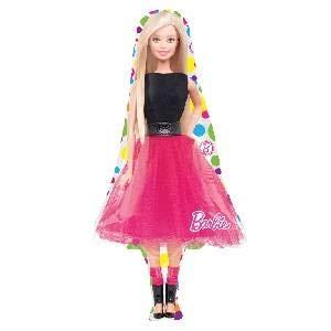 Mayflower BB76060 Barbie Sparkle 42 in. Balloon]()