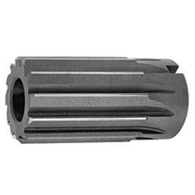 - HSS Import Straight Flute Shell Reamer, RH Cut, 2-3/4