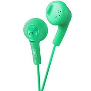 - JVC America Genuine Gumy Headphone Green