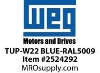 5009 W22 BLUE TOUCH UP PAINT AERO Motores ()